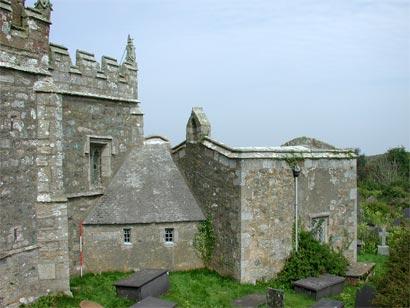 Early Medieval Churches Early Medieval Churches